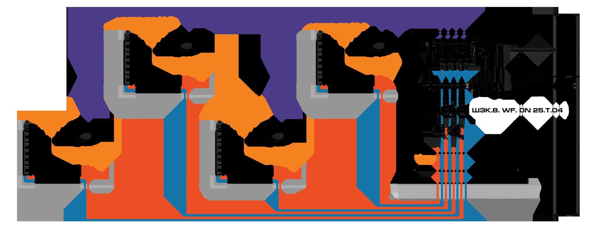 регуляторы температуры в системе отопления схемы